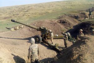 Artsakh war
