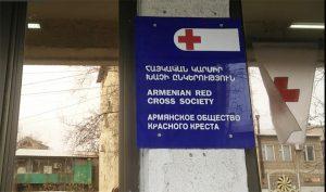 red cross Armenia
