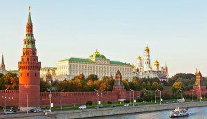 Kreml in Moscow