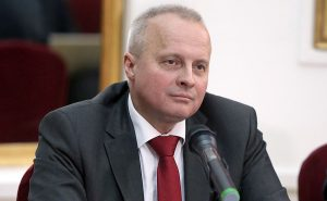 Sergey Kopirkin Ambassador Extraordinary and Plenipotentiary of the RF to the RA
