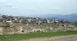 Tegh village Armenia