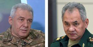 Harutyunyan & Shoygu