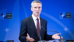 Jens Stoltenberg secretary general of NATO