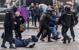 Belarus repression