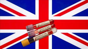 british covid strain