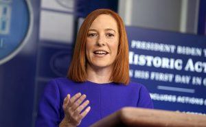jen psaki White House press secretary