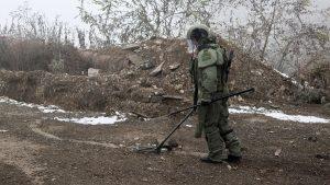 demining Artsakh
