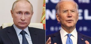 Biden vs Putin