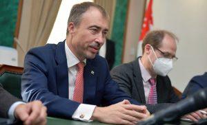Toivo Klaar EU Special Representative for the South Caucasus