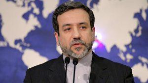 Iran's Deputy FM Abbas Araghchi