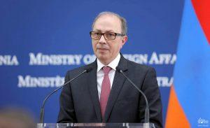 Foreign Minister RA Ara Aivazian