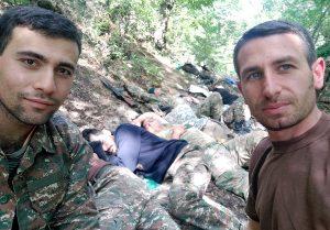 Andranik Baghdasaryan Artsakh
