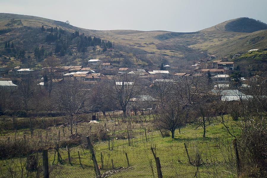 Machkalashen village Artsakh