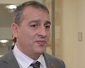 Armen Khachatryan deputy