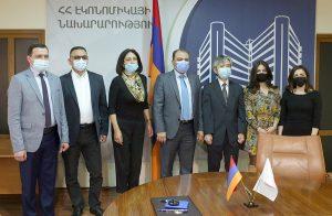 Armenia Japan cooperation