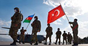 azerbaijan & turkey army
