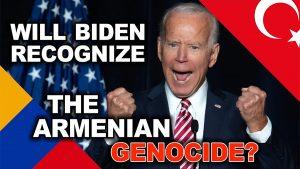 will biden recognize the armenian genocide?