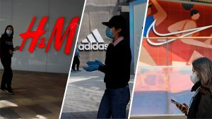 China boycott Nike, Adidas, H&M