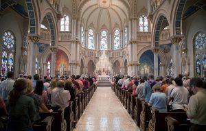 catholics in world