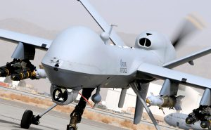 Britain's drones