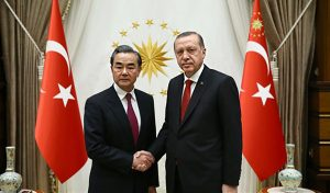 Erdogan met with Yi