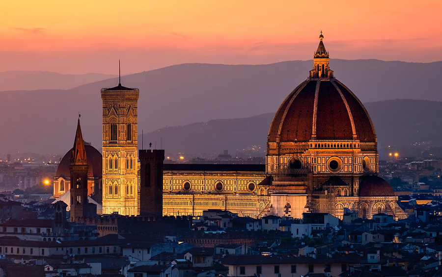 Cathedral of Santa Maria del Fiore Florence
