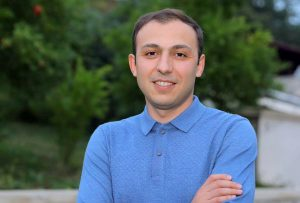 Gegham Stepanyan Artsakh Human Rights Defender
