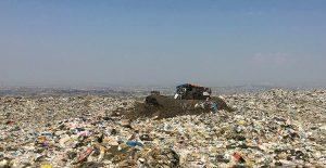 Nubarashen garbage dump