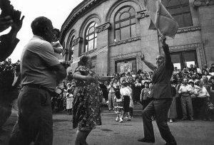 independence Armenia 1991