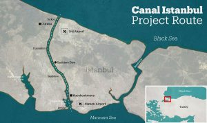 Canal Istanbul Project
