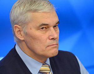 Konstantin Sivkov doctor