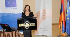 Line Urban, Cooperation Officer, EU Delegation to Armenia