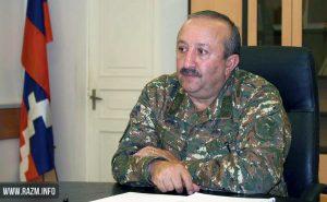 Movses Hakobyan Lieutenant General