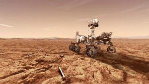 Mars people