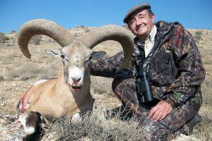 Armenian mouflon hunt