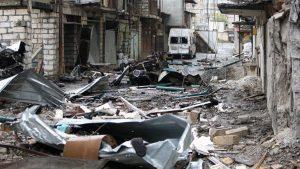 Artsakh destruction, victims