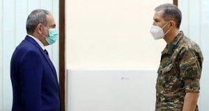 Nikol Pashinyan vs Onik Gasparyan