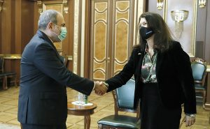 PM Pashinyan receives delegation led by OSCE Chairperson-in-Office Ann Linde