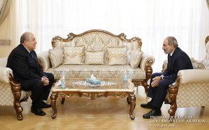 Pashinyan-Sargsyan