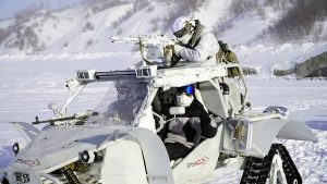 military exercises in the Arctic