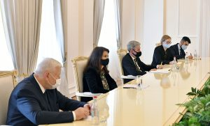 President Armen Sargsyan meets with OSCE Chairman-in-Office Ann Linde