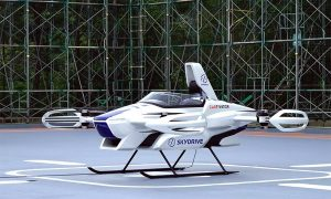 flying car Japan