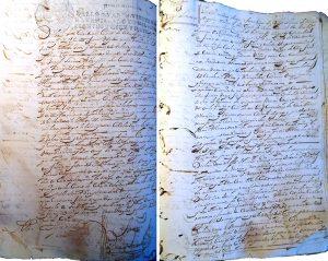Cadiz historical archive