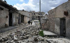 Syria War 10 years
