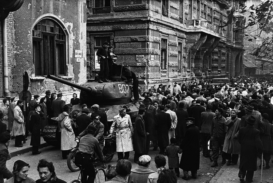 Tbilisi protest 1956