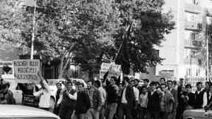 Tbilisi protest 1978