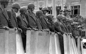 Tbilisi protest 1989