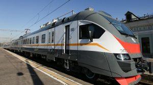 Transmashholding Yerevan-Tbilisi train
