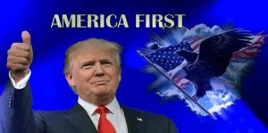 Donald Trump America First