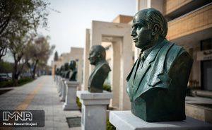 bust of Yesai Shahidjanyan